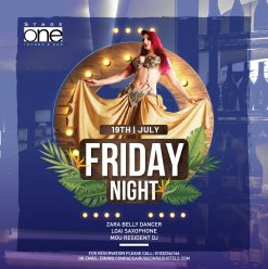 Friday Night at Stage One