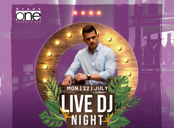 Live DJ Night at Stage One