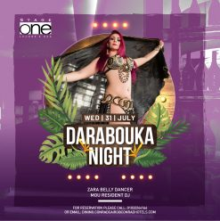 Darabouka Night at Stage One