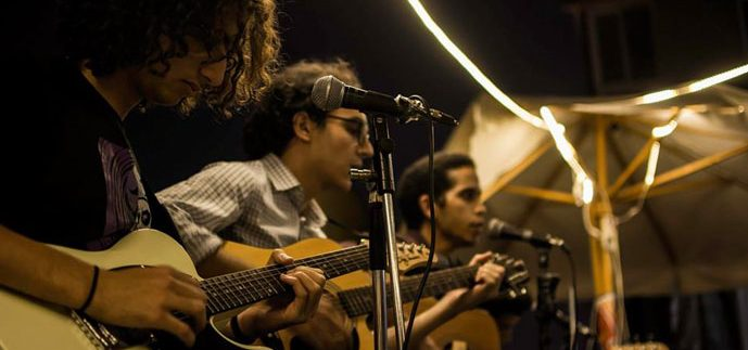 Cairo Weekend Guide: Orien-Trio, Strawberry Swing, DJ Feedo and More…