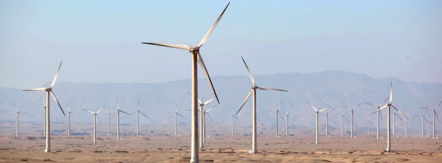 New Gulf of Suez Wind Farm to Be Completed by October
