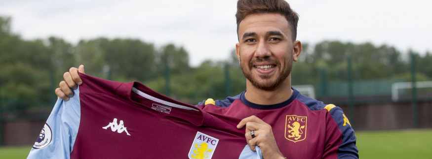 "Mahmoud Hassan ""Trezeguet"" Signs Contract With English Team Aston Villa"