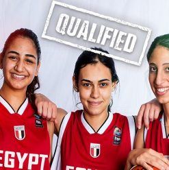 One Step Closer to Olympics: Egyptian Women's Basketball Qualifies to ‎‎2019 AfroBasket Women Tournament in Senegal