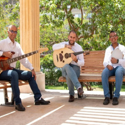 Mood of Oud at Gusour Cultural Centre