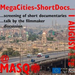 Mega Cities Short Docs Film Festival at MASQ