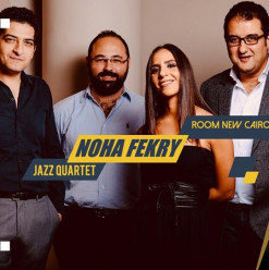Noha Fekry Jazz Quartet at ROOM Art Space New Cairo