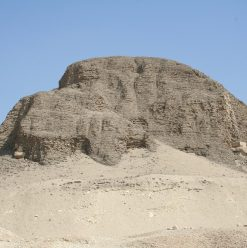 ‎4,000-Year-Old Lahun Pyramid in Fayoum Officially Opens to Public ‎