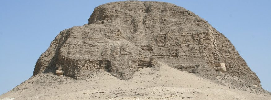 4,000-Year-Old Lahun Pyramid in Fayoum Officially Opens to Public 