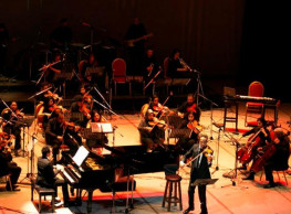Cairo Opera House's Summer Music Festival: Soundtrack Orchestra at the Roman Amphitheatre