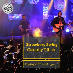 Strawberry Swing at Darb 1718