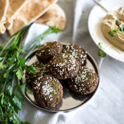 It's Official: Egyptian Falafel Are the Best in the World!
