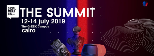 Social Media Day / Summit 2019 at The Greek Campus