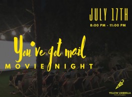 'You've Got Mail' Screening at Yellow Umbrella