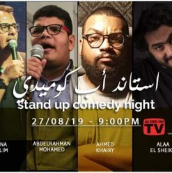 Al Hezb El Comedy at Room New Cairo