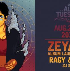Alt Tuesday ft. Zeyada / Ragy & Moe DJ Set @ Cairo Jazz Club