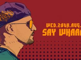 Say Whaaat?! ft. DJ Feedo @ Cairo Jazz Club