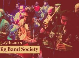 Cairo Big Band Society @ Cairo Jazz Club