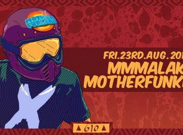 DJs Mmmalak / Mother Funkers @ Cairo Jazz Club 610
