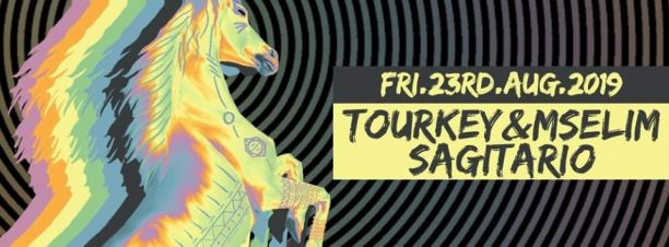 DJs Sagitario / Tourkey & MSelim @ Cairo Jazz Club