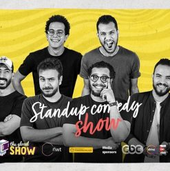 TheGlocal Show | Stand-up Comedy day @ NWT