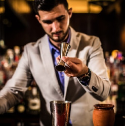 Award-Winning Paolo Silvestri Stirs Things up at Four Seasons Hotel Cairo at The First Residence