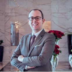 Meet Antonio Ostuni: The Food & Beverage Mastermind Behind Hilton Cairo Heliopolis ‎