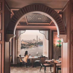 If You Are Spending Eid in Cairo, Four Seasons Hotel Cairo at Nile Plaza Is Your Go-To Place!