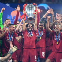 Mohamed Salah Becomes the First Egyptian Player to Win the European Super Cup