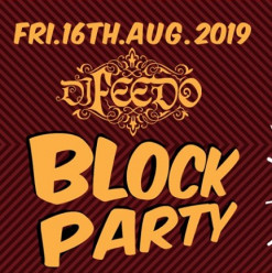 Block Party ft. Feedo at Cairo Jazz 610
