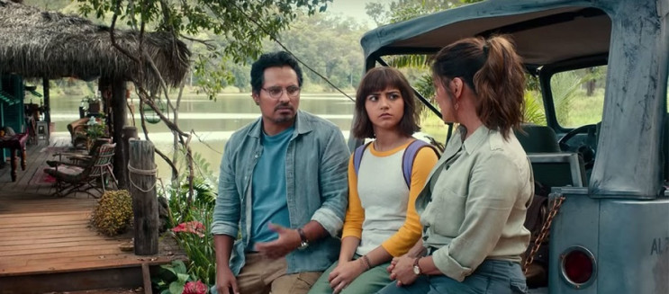 Dora and the Lost City of Gold: Has its Moments