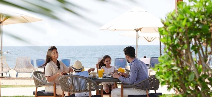 Heed the Call to the Beach, and Head to Four Seasons Hotel Alexandria at San Stefano ‎