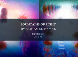 'Fountains of Light' Exhibition at Picasso Gallery