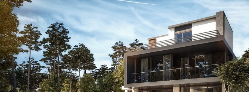 Misr Italia Properties' Il Bosco City: When Nature Blends with Urban Modernism