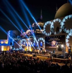 The 28th Citadel Music Festival at Saladin Citadel