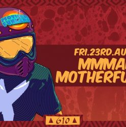 Mmmalak & MotherFunkers at Cairo Jazz Club 610