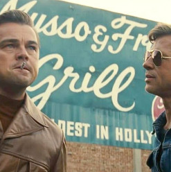 Once Upon a Time in Hollywood: Won't Appeal to the Masses, But...