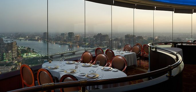 See Cairo in Its Full Glory During Eid at the Grand Nile Tower Hotel