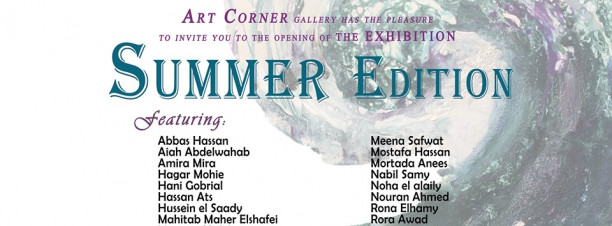 'Summer Edition' Exhibition at Art Corner Gallery