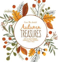 CFM Autumn Treasures @ Zamalek Fish Garden