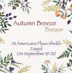 Autumn Breeze Bazaar @ Americana Plaza