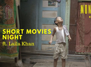 Short Movies Night ft. Laila Khan @ Yellow Umbrella