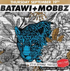 DJs Batawi / Mobbz@ The Tap Maadi