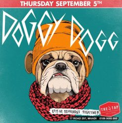 DJ Doggy Dogg @ The Tap Maadi