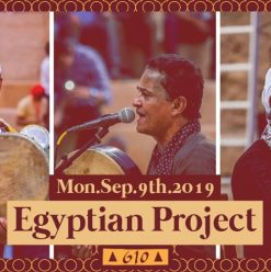 Egyptian Project @ Cairo Jazz Club 610