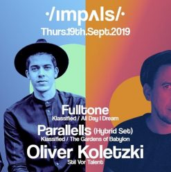 Impulse ft. DJs Oliver Koletzki / Parallells / Fulltone @ Cairo Jazz Club 610