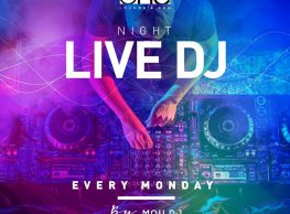 Night Live DJ ft. DJ MOU @ Stage One Bar & Lounge