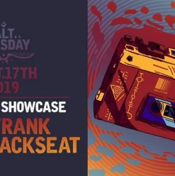 Alt Tuesday ft. Slovvdk Showcase ft. Blufrank / Dirty Backseat @ Cairo Jazz Club