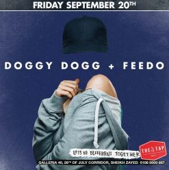 DJs Doggy Dogg / Feedo @ The Tap West