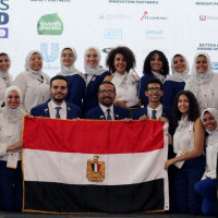 Enactus Cairo Wins First Place in Enactus World Cup at Silicon Valley ‎