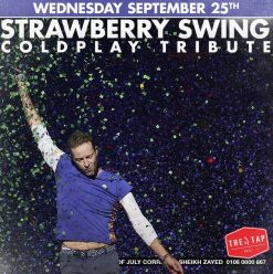 Cold Play Tribute ft. Strawberry Swing @ The Tap West